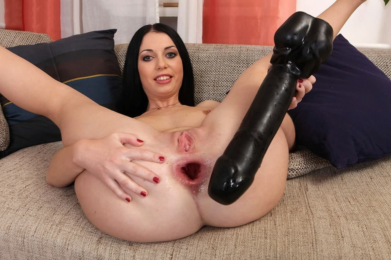 Hottest xxx bdsm pics tagged with anal dildo porn