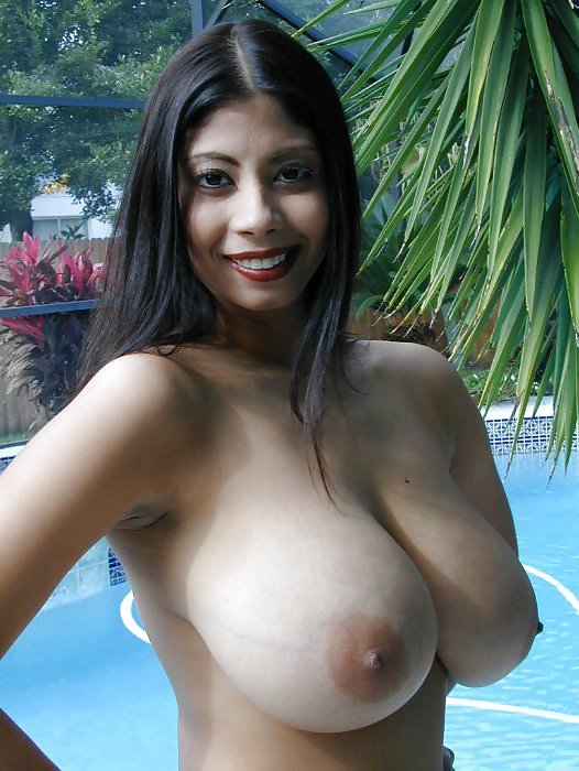 Indian Mumbai Hot Girl With Her Big Boobs With Hairy Pussy