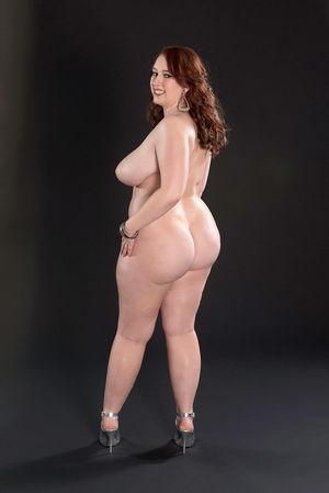 Felicia Clover -сладкая пышечка 10 фото
