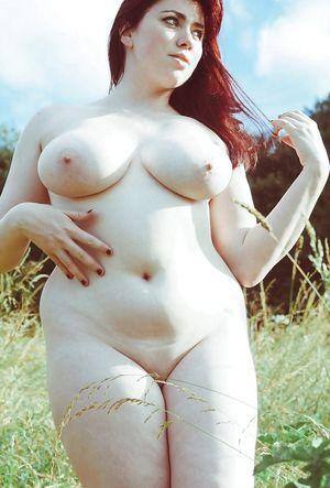 Фото-коллекция толстых телок 22 фото