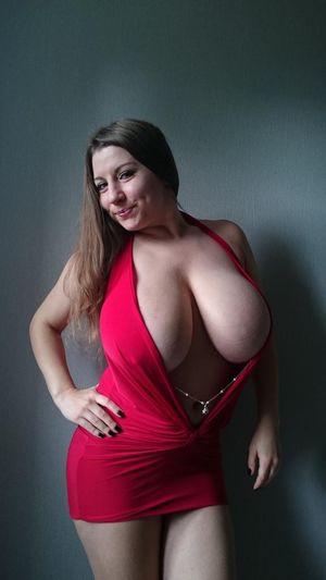Огромные дойки Саманты Лили 0 фото