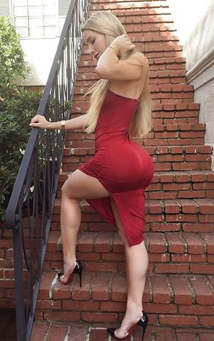 Фото блондинки с инстаграма. 15 фото