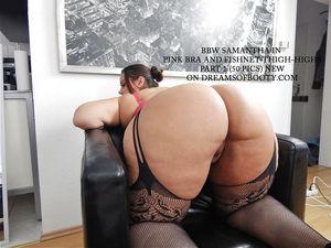 Толстуха с большой задницей 6 фото