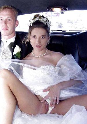 Фото голых невест 8 фото