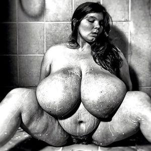 Подборка толстушек на откровенных фотографиях
