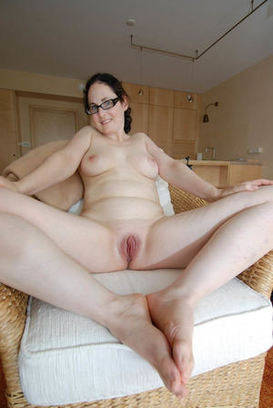 Развратная жена из Германии. 1 фото