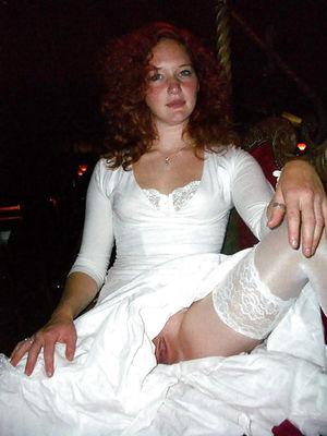 Фото голых невест 7 фото