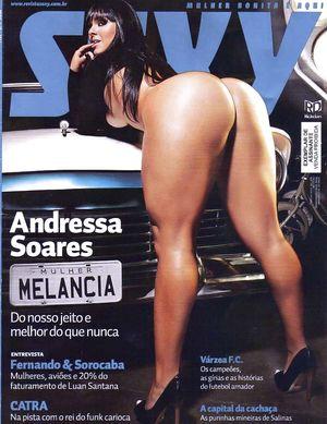 Andressa Soares - телка с шикарной жопой 2 фото