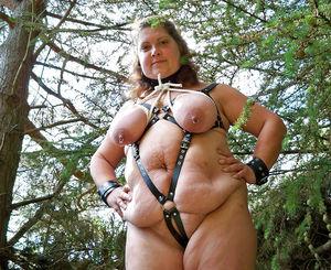 Любительское фото жен на природе 7 фото