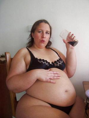 Фото-коллекция толстых телок 17 фото