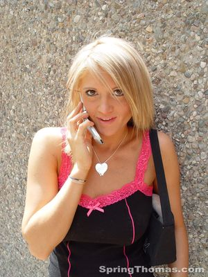Фото зрелой блондинки из социальных сетей 0 фото