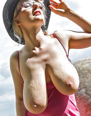 Фото женщин с отвисшими сиськами 11 фото