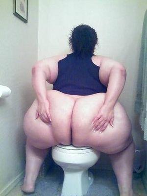 Жирные жопы толстых женщин