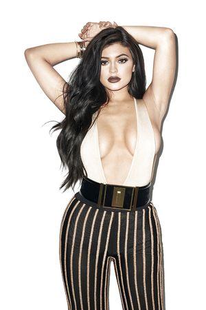 Модель и в то же время красивая девушка, Kylie Jenner 17 фото