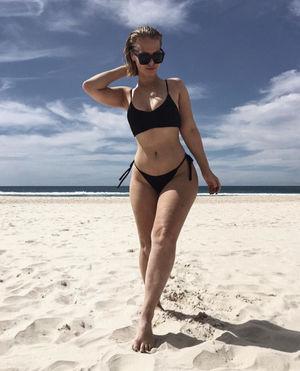 Жопастая модель Bianca Elouise 6 фото
