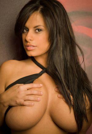 Wendy Fiore - с большой натуральной грудью