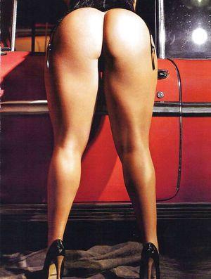 Andressa Soares - телка с шикарной жопой 4 фото