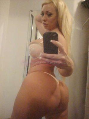 Jenna Shea - селфи сочной блондинки 9 фото