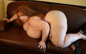 Жирные жопы толстых женщин 6 фото