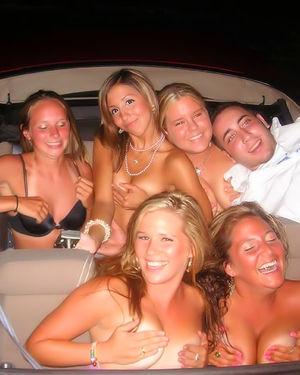 Подборка фоток, где пьяные молодые люди не стесняются своих тел 9 фото
