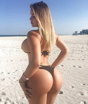 Фото модель Анастасия Квитко с шикарной задницей 4 фото