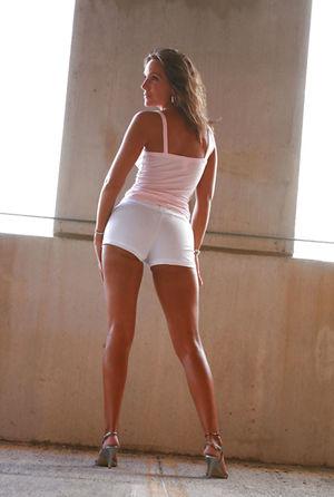 Женщина с прекрасным телом