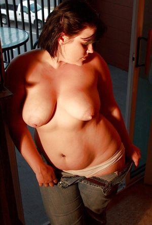 Зрелые толстушки и их любительские фото 5 фото