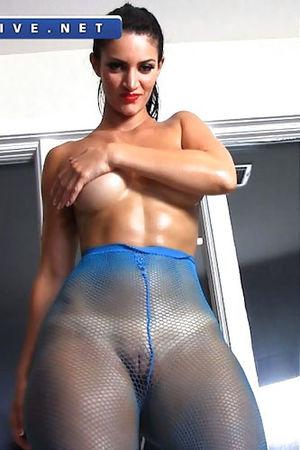 Здоровая задница сладенькой женщины