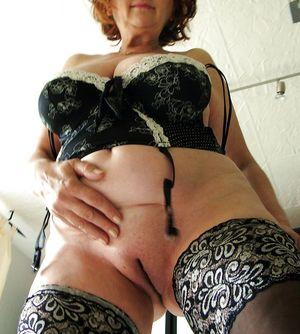 Подборка сексуальных бабок 3 фото