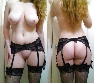 Фото девушек в белье и чулках. 5 фото