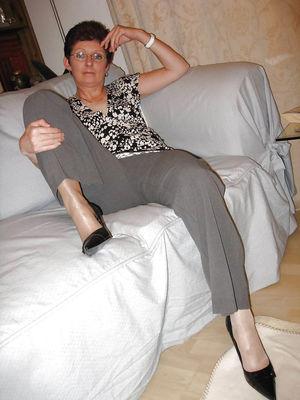 Зрелая женщина в самом соку 4 фото