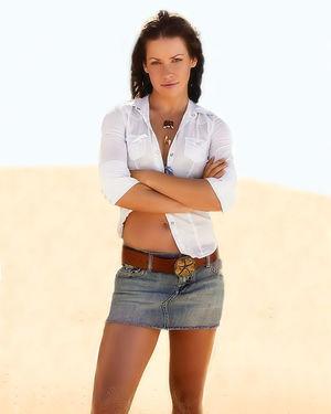 Красивые фотографии шикарной актрисы с классной фигурой 10 фото