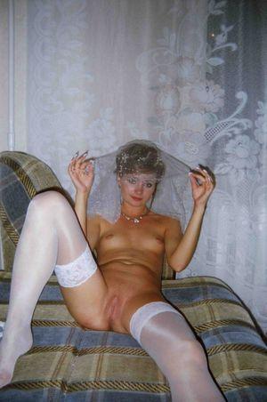 Фото голых невест 11 фото