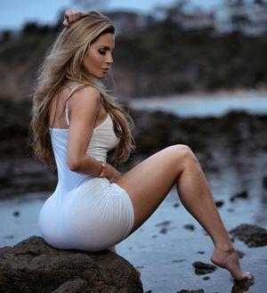 Фото блондинки с инстаграма. 19 фото