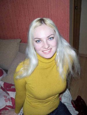 Блондинка из вк показала свои любимые поебушки 4 фото