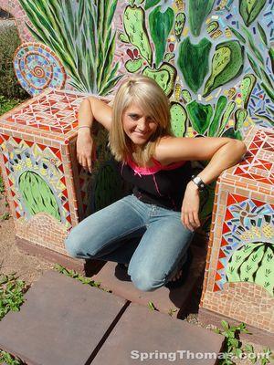 Фото зрелой блондинки из социальных сетей 9 фото