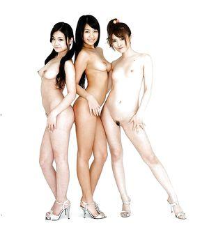 Фото голых японочек 5 фото