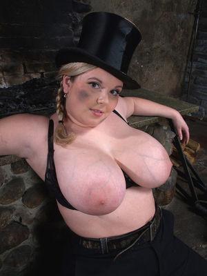 Фото милой толстушки с большими сиськами. 8 фото