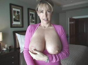 Жена с большими сиськами 6 фото