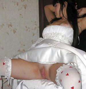 Фото голых невест 9 фото