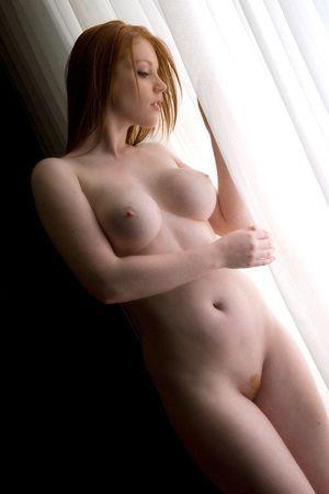 Фото обнаженных рыжих красоток. 14 фото