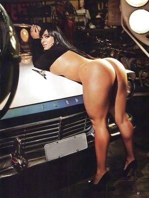 Andressa Soares - телка с шикарной жопой 6 фото