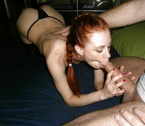 Домашнее порно фото с блядью