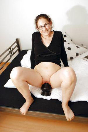 Развратная жена из Германии. 8 фото