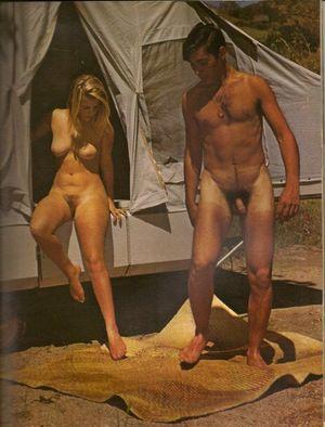 Классный секс отдыхающих на природе. 9 фото