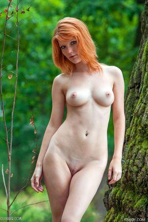Фото обнаженных рыжих красоток. 6 фото