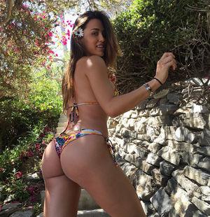 Ana Cheri - сексуальная фитнес-модель 7 фото