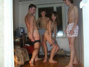 Подборка фотографий с пьяных вечеринок