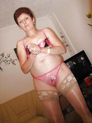 Зрелая женщина в самом соку