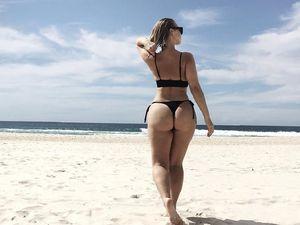 Жопастая модель Bianca Elouise 7 фото